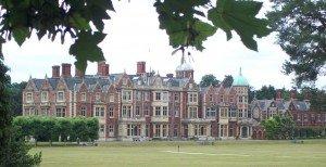 Sandringham, Norfolk, Stately House,