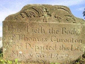 Family grave Walsingham Norfolk,