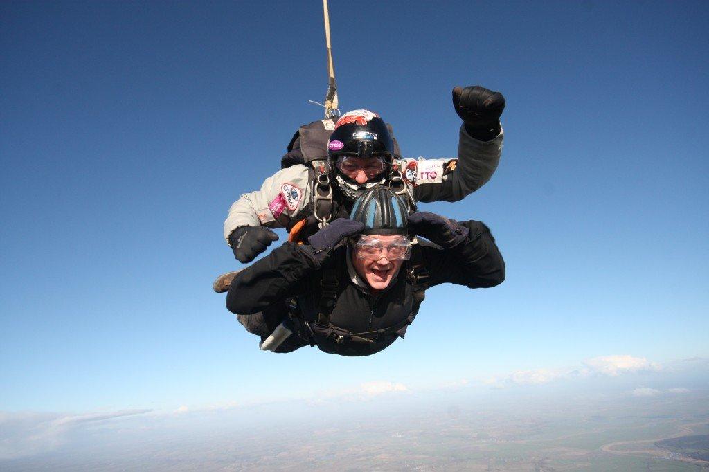 Norfolk, Parachuting,