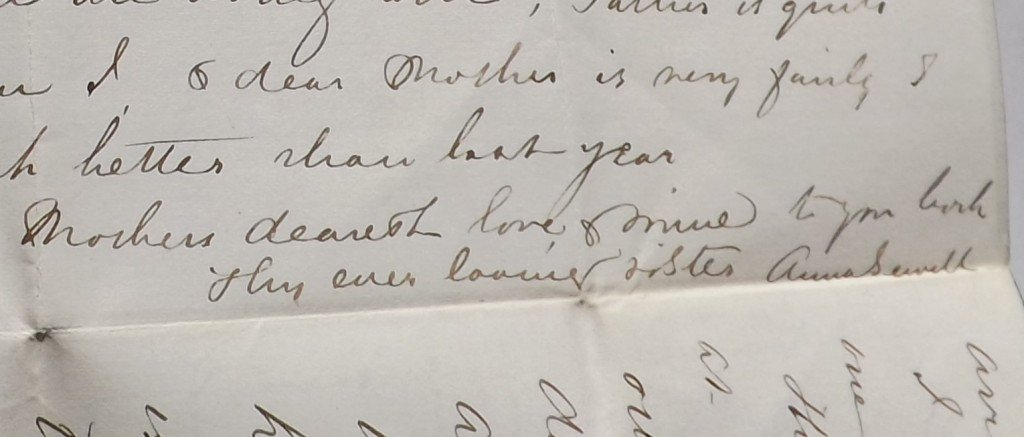 Anna Sewell, Norfolk, Letters, Family history, Sewell, Philip Sewell, Sewell Barn,
