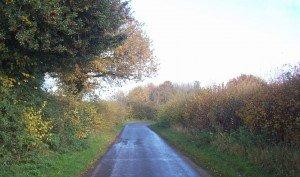 Norfolk-Tours lane