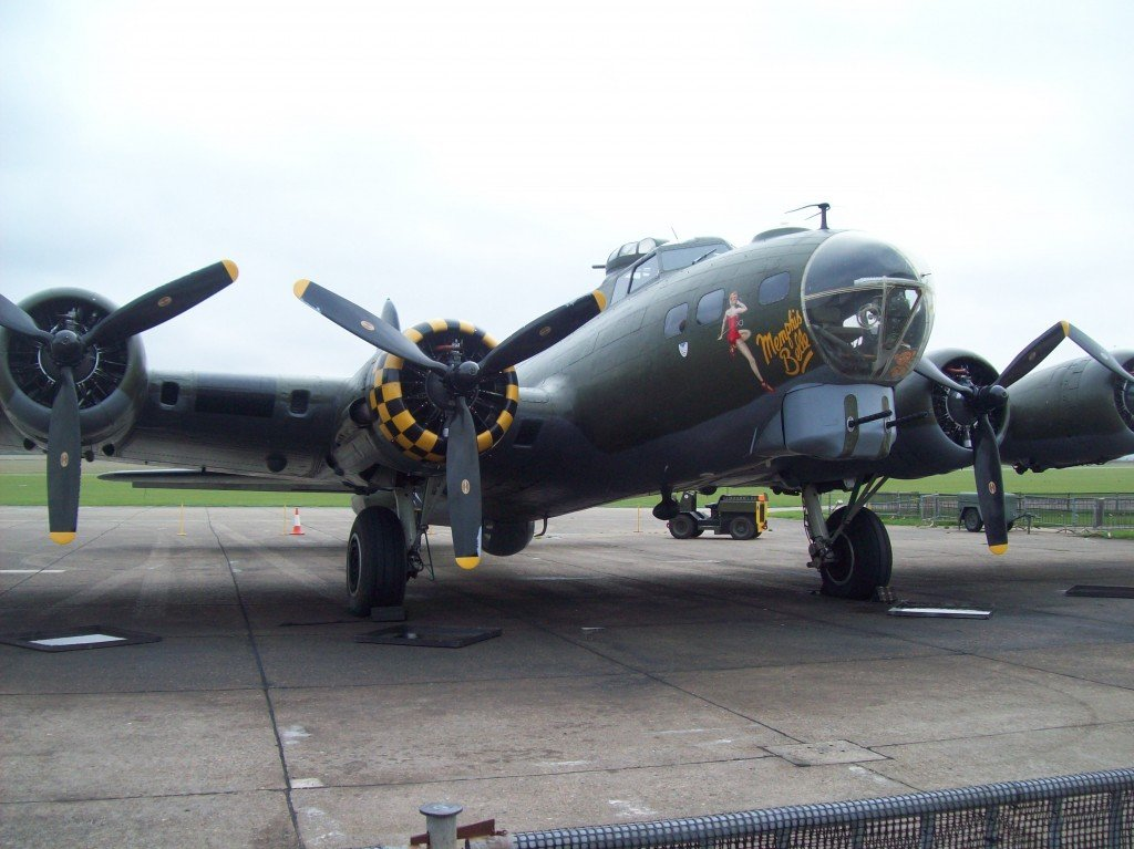 Norfolk Tours, Family history, Memphis Belle,