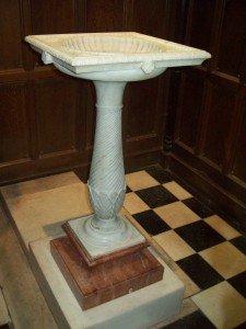 Sandringham, Church, History, Font, Princess, Charlotte, Christening, Baptism, Norfolk,