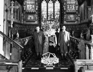 Sandringham, Church, History, George VI, Norfolk, King,