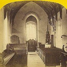 Sandringham, Church, History, Princess, Charlotte, Christening, Norfolk,