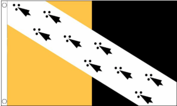 Norfolk Day Flag