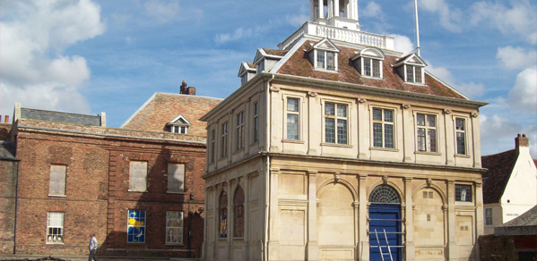 Custom House, Kings Lynn